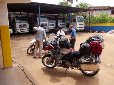 Day 41…Douala to Accra to Lome  Going local!